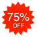 Now on sale! ++ 75% OFF ==> img/products/save75.png